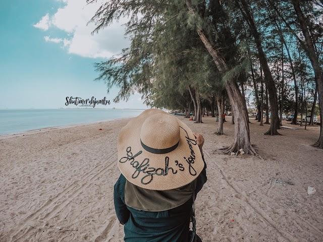 Tempat Menarik Untuk Photoshoot di Pantai Puteri Melaka