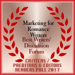 Preditors & Editors 2017 Reader's Poll Best Writers' Discussion Forum