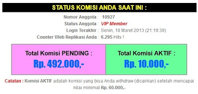 Tips Sukses Meraih Income di UangDownload