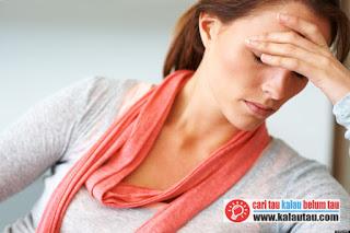 kalautau.com - wanita cepat stress