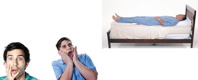 sleeping job
