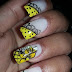 Nail'art da semana com Risqué e Top Beauty