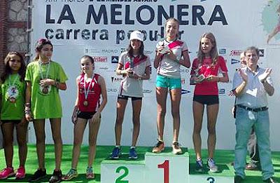 Atletismo Aranjuez - La Melonera