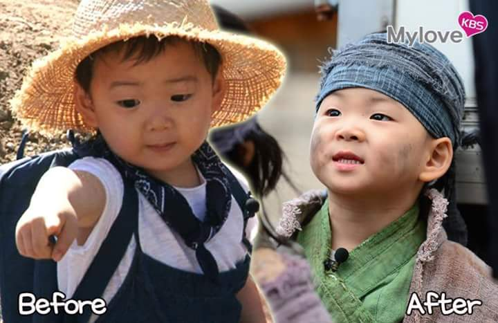 Song Minguk, Jang Yeong Sil, The Return Of Superman