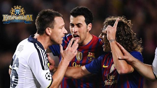 Conte Ingin Melupakan Kenangan Masa Lalu Chelsea Dengan Barcelona.