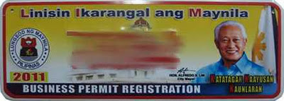 Business License Permit Manila