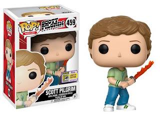 Pop! Movies: Scott Pilgrim vs. the World – Scott with Sword of Destiny (2000pc LE).