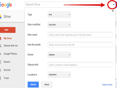 5 Important Google Drive Search Tips for Teachers
