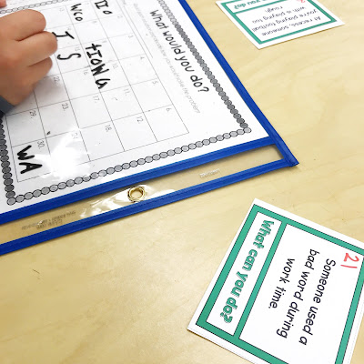 conflict resolution activity