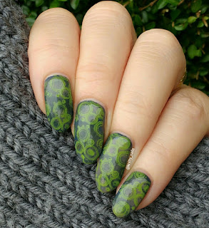 Loja BBF 46 and Itsy Nails Green with Envy