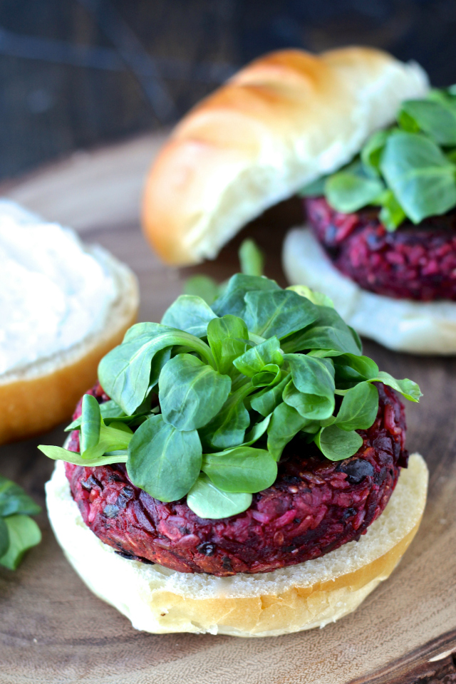 #lovebeets #beetburger #thefoodiephysician #vegetarian