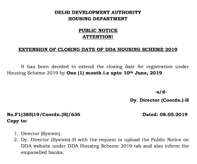 DDA-housing-scheme-2019-extension