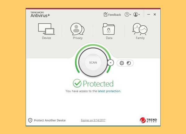تحميل برنامج تريند مايكرو انتي فايروس