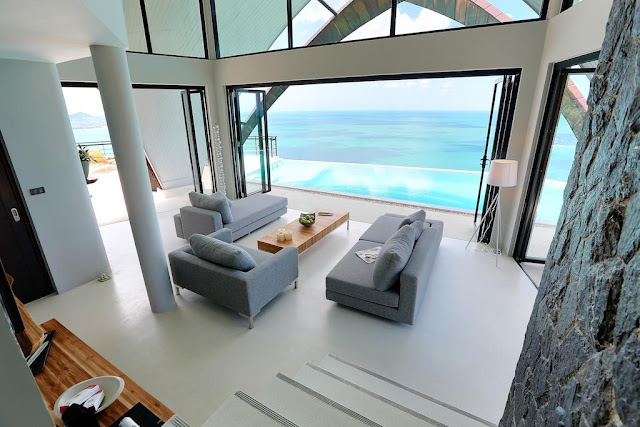 Moonshadow villa, Ko Samui, Thailand Review