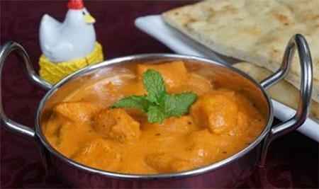 Butter Chicken Recipe in Tamil