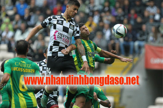 Boavista FC vs Moreirense 3h15 ngày 7/6 www.nhandinhbongdaso.net