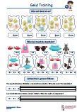 Geld Euro 1.Klasse Arbeitsblatt PDF