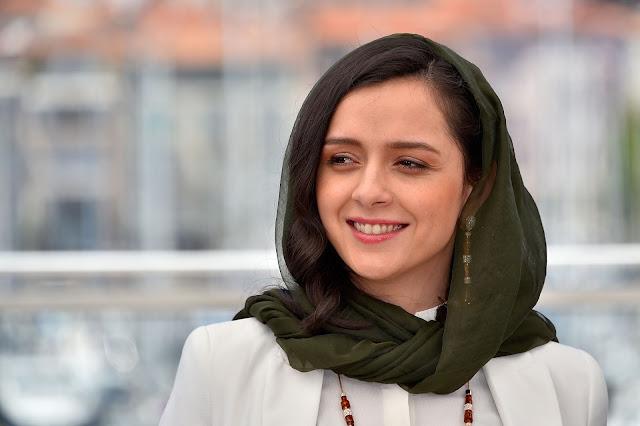 Iranian actress Taraneh Alidoosti
