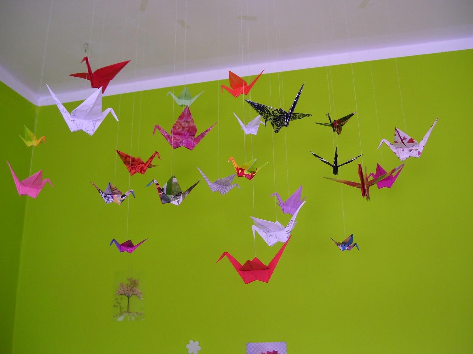 Sonja´s Bücherblog: Der Origami-Kranich