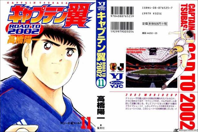 Captain Tsubasa: Road to 2002 Batch Subtitle Indonesia Episode 1-52 PART dan Single Link Forteknik.com