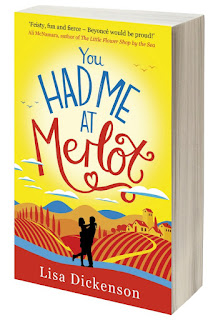 GUEST POST/BLOG TOUR - You Had Me At Hello by Lisa Dickenson