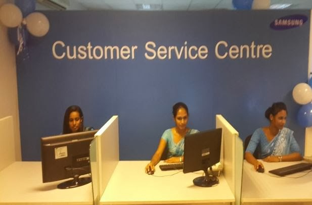 The Customer Centre