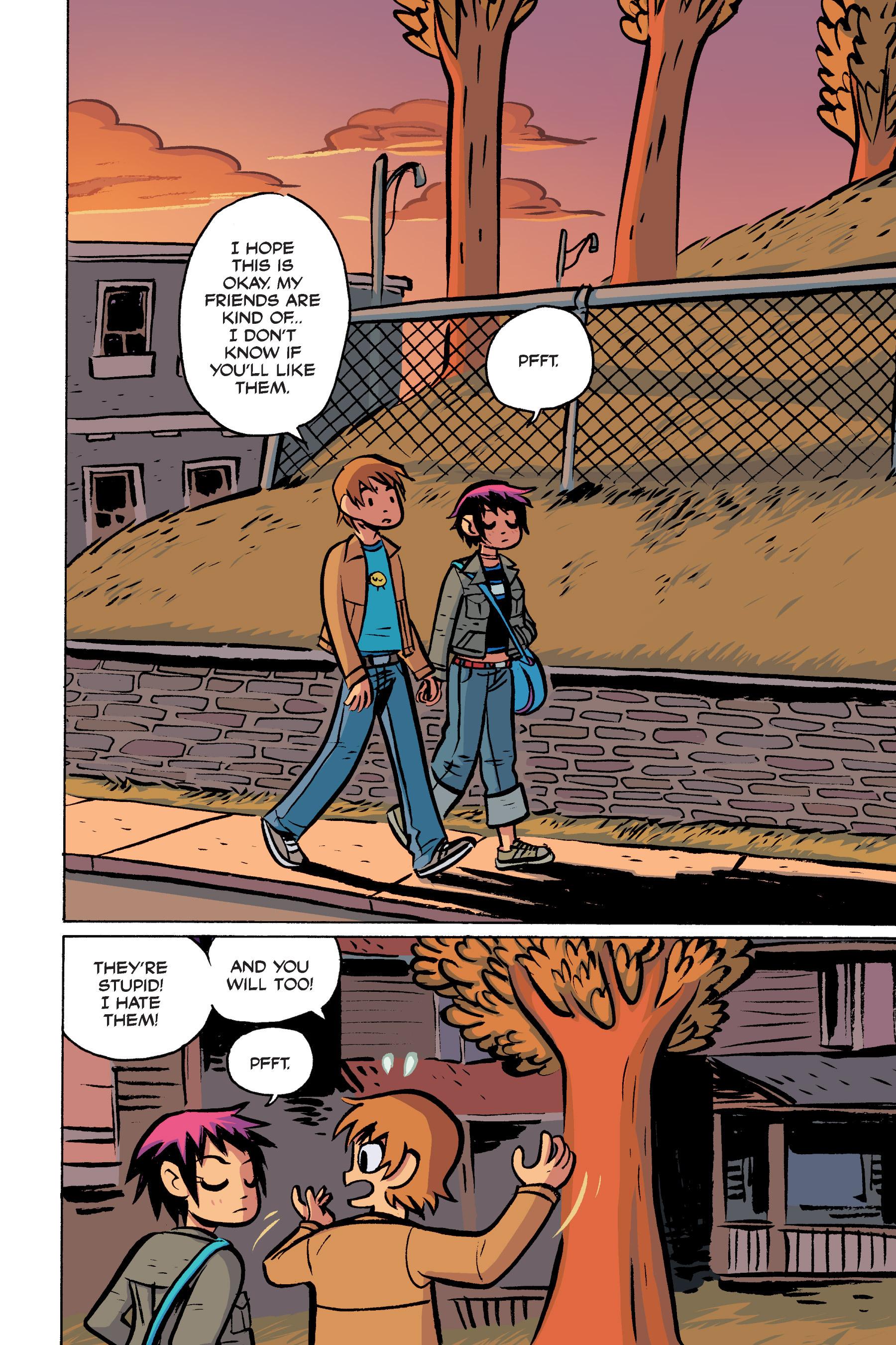 Read online Scott Pilgrim comic -  Issue #2 - 89