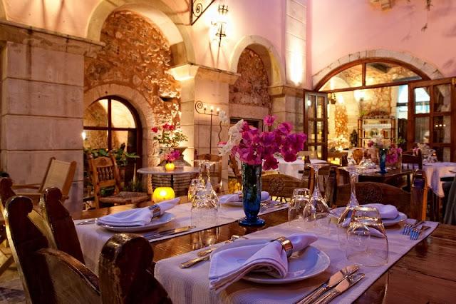 Restaurantes românticos em Creta