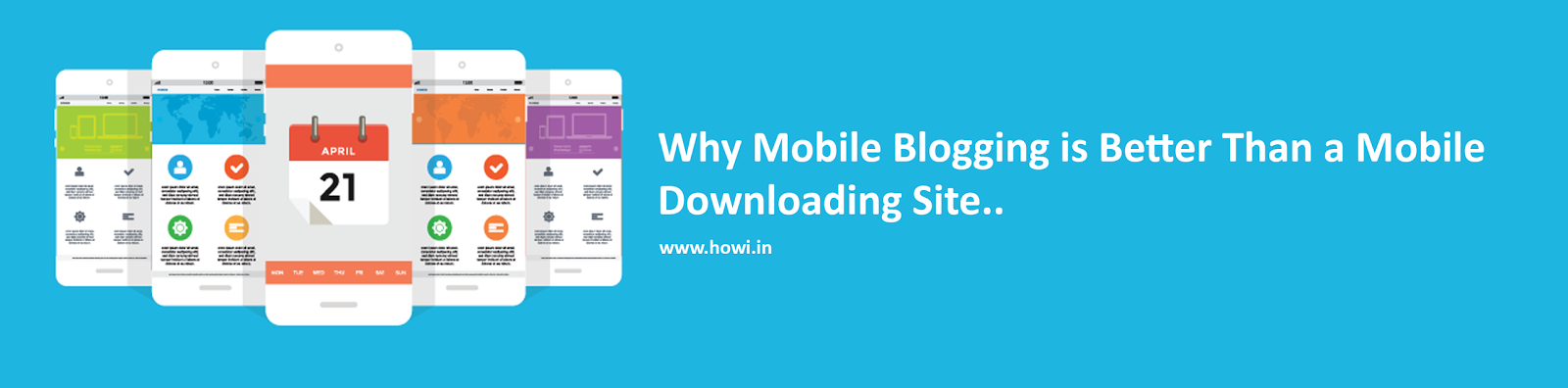 Why Mobile Blog Better Than a Mobile Downloading Site