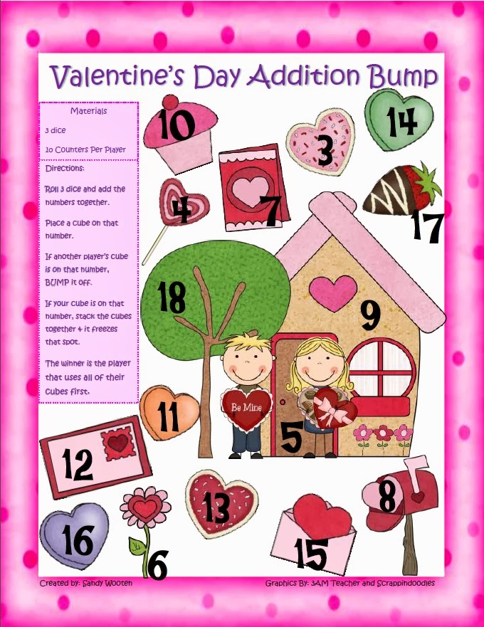 http://www.teacherspayteachers.com/Product/Valentines-Day-Addition-Subtraction-and-Multiplication-Games-1OA6-2OA2-522855