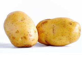 Benefits Potato Face