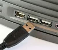 Porta USB e Cavo USB (lato PC)