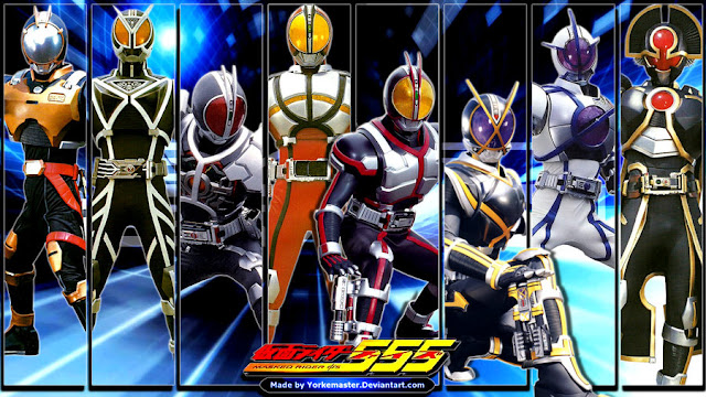 Download Kamen Rider 555 Sub Indo