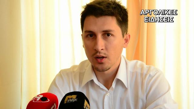 Π. Χρηστίδης για την επίθεση εναντίον των γραφείων του ΠΑΣΟΚ