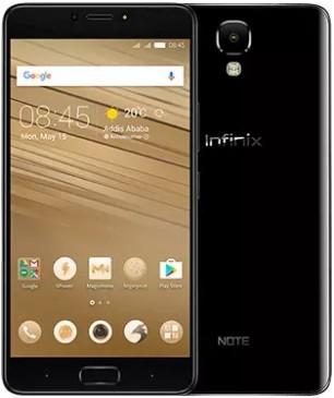 Infinix Note 4 spec/image