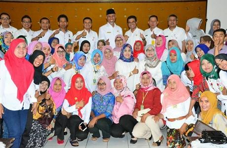 Penerimaan PBB-P2 Kota Padang Tembus 94,44 Persen