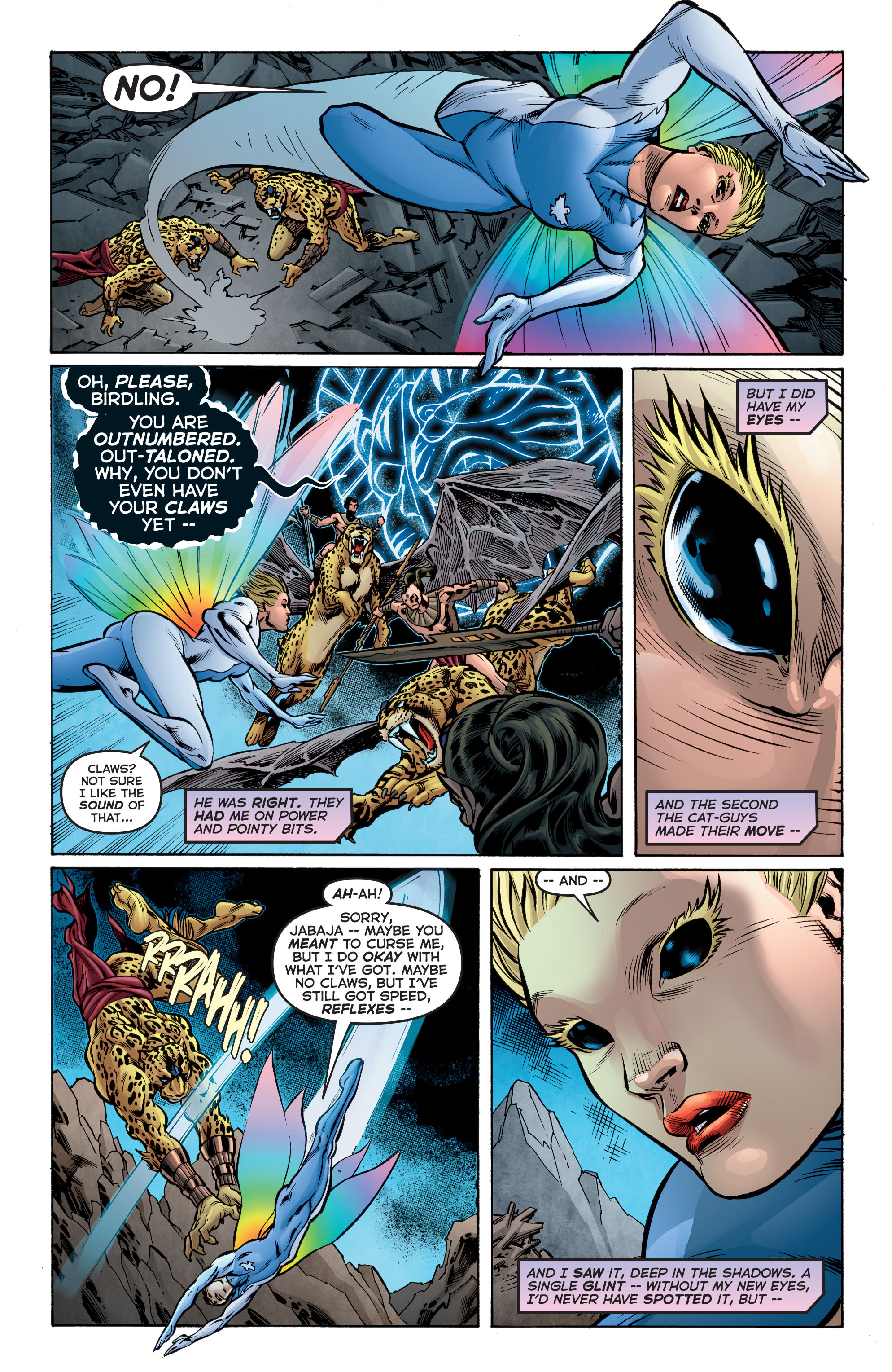 Read online Astro City comic -  Issue #25 - 20
