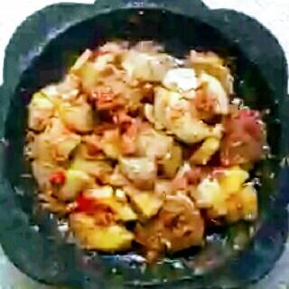 Resep sambal jengkol geprek legit enak