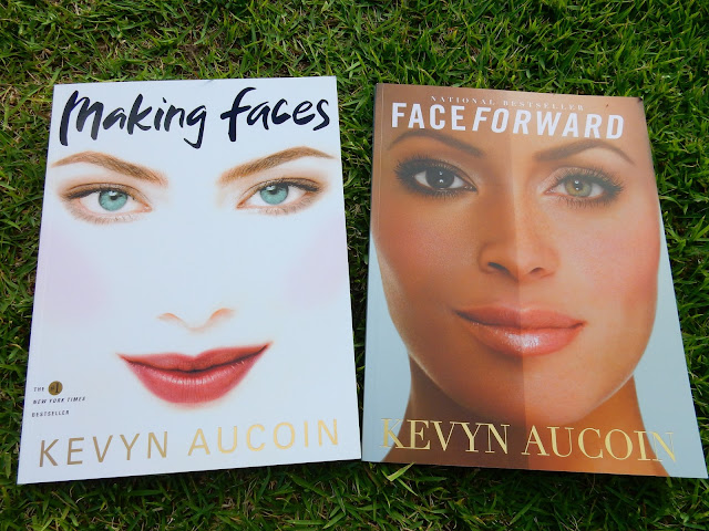 Kevyn Aucoin 'Making Faces' and 'Face Forward' books - www.modenmakeup.com