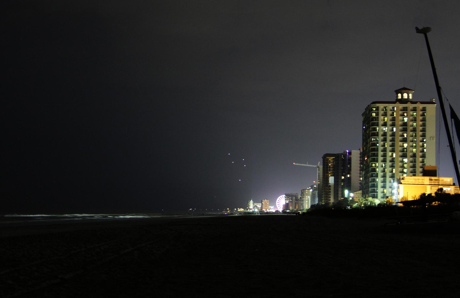 Myrtle Beach UFO