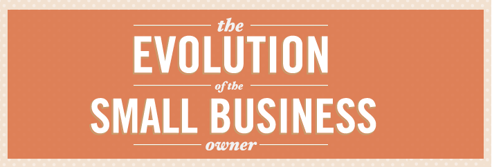 Image: The Evolution Of The Small Business Owner