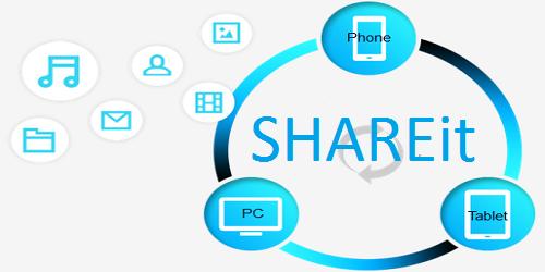 تحميل برنامج شير ات SHAREit  للاندرويد والكمبيوتر مجانا APK