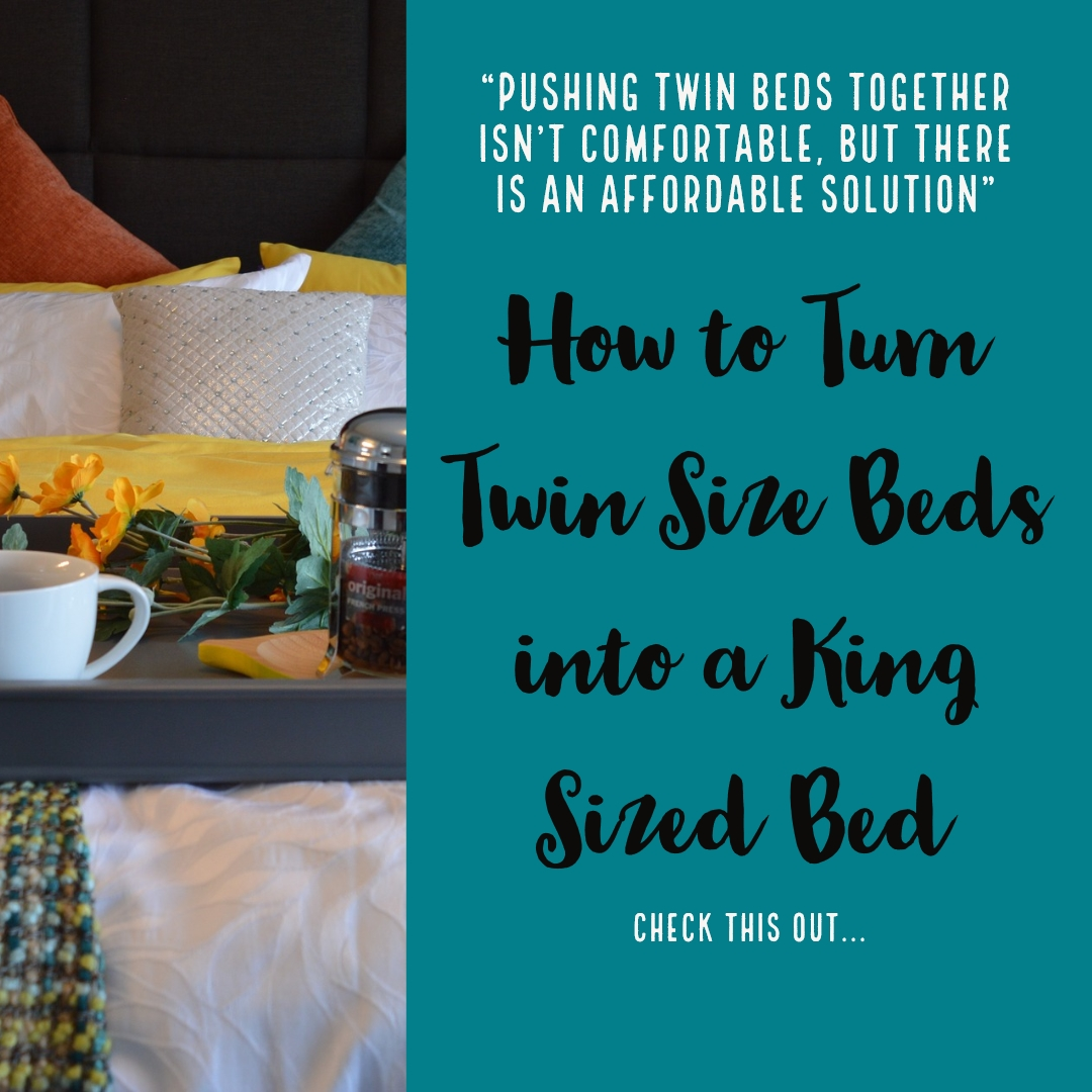 Review of a Twin Bed King Connector