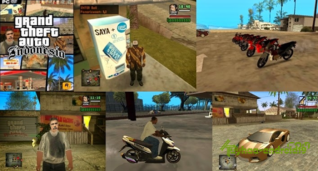 GTA Indonesia Extreme v7.1 2017 Free Download