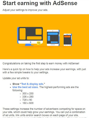 Optimasi Google Adsense, The Highest Performing Adsense Ads Code