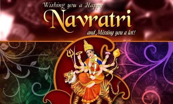 Happy Navratri Pic