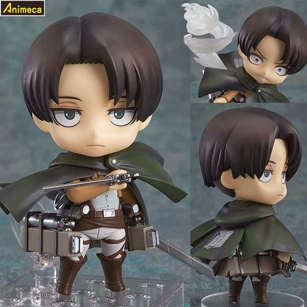 LEVI NENDOROID FIGURE Shingeki no Kyojin GOOD SMILE COMPANY