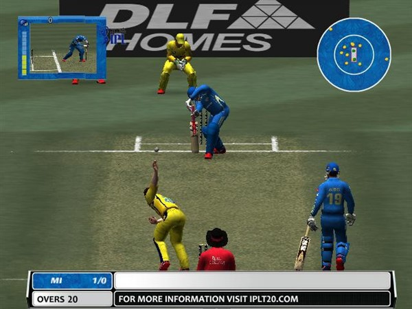 ea sports cricket 2009 ipl vs icl free download dlfullgames. Black Bedroom Furniture Sets. Home Design Ideas