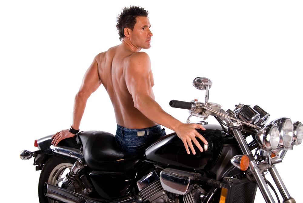 Парни мотоциклисты сексуальные