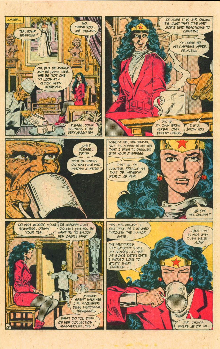 Read online Wonder Woman (1987) comic -  Issue #28 - 14